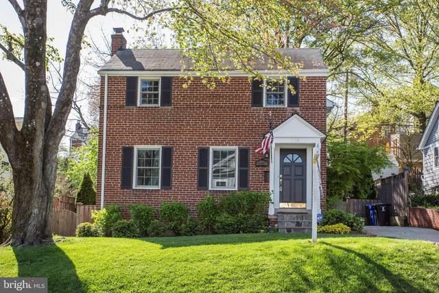 1004 N Kentucky Street, ARLINGTON, VA 22205 (#VAAR179522) :: The Riffle Group of Keller Williams Select Realtors