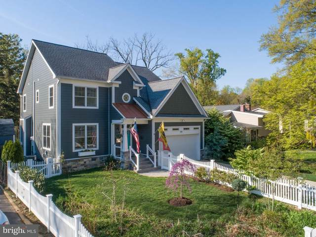 721 Warren Drive, ANNAPOLIS, MD 21403 (#MDAA464922) :: John Lesniewski | RE/MAX United Real Estate