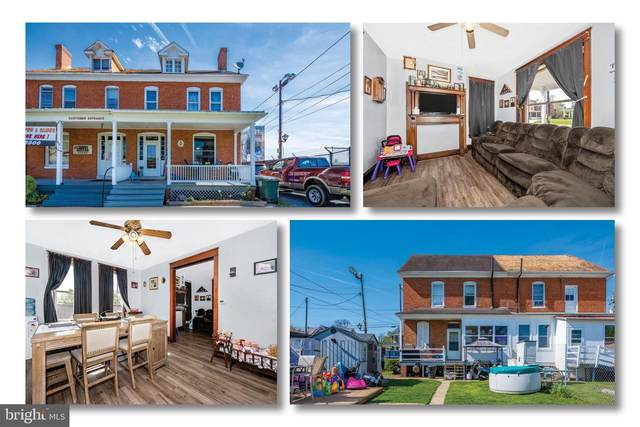 431 E Patrick Street, FREDERICK, MD 21701 (#MDFR280878) :: The Redux Group