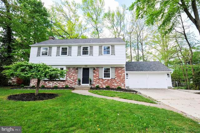 1316 Paddock Way, CHERRY HILL, NJ 08034 (#NJCD417908) :: Ram Bala Associates   Keller Williams Realty