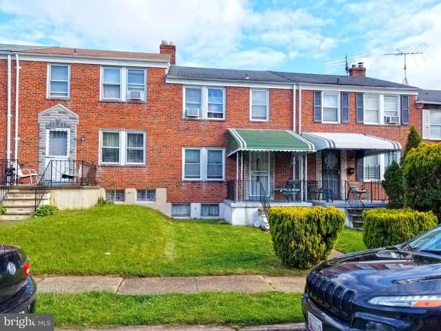 3614 Ravenwood Avenue, BALTIMORE, MD 21213 (#MDBA547930) :: Corner House Realty