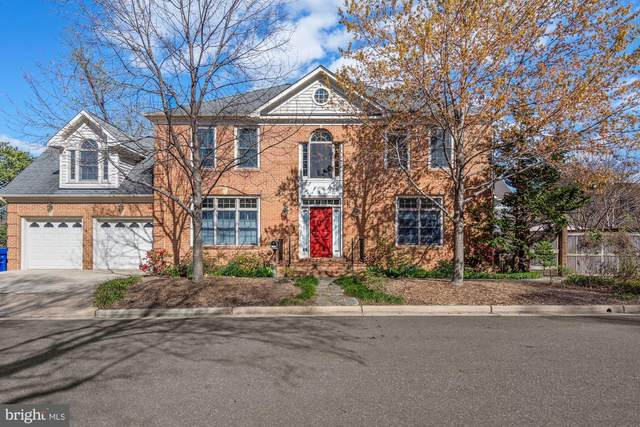 2001 S Knoll Street, ARLINGTON, VA 22202 (#VAAR180192) :: The Riffle Group of Keller Williams Select Realtors