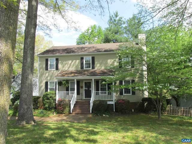 1090 Ramblewood Place, CHARLOTTESVILLE, VA 22901 (#616581) :: AJ Team Realty