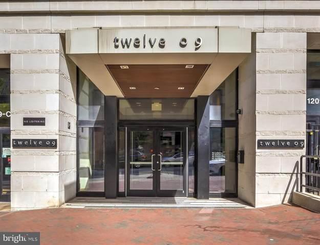 1209 N Charles Street #307, BALTIMORE, MD 21201 (#MDBA548438) :: Bruce & Tanya and Associates