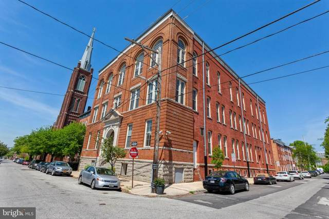 112 E West Street #102, BALTIMORE, MD 21230 (#MDBA548456) :: SURE Sales Group