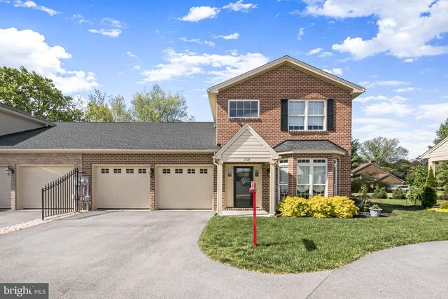 1722 Meridian Drive, HAGERSTOWN, MD 21742 (#MDWA179356) :: Dart Homes
