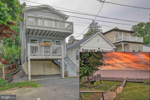 4013 14TH Street, CHESAPEAKE BEACH, MD 20732 (#MDCA182536) :: The Lutkins Group