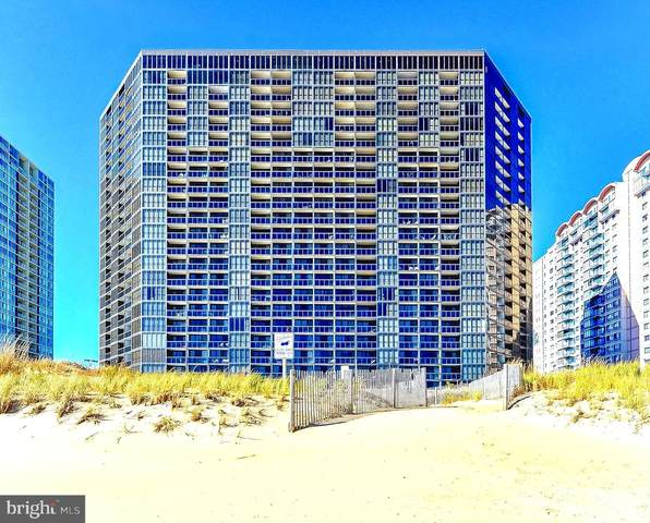 10900 Coastal Highway #608, OCEAN CITY, MD 21842 (#MDWO122186) :: Brandon Brittingham's Team