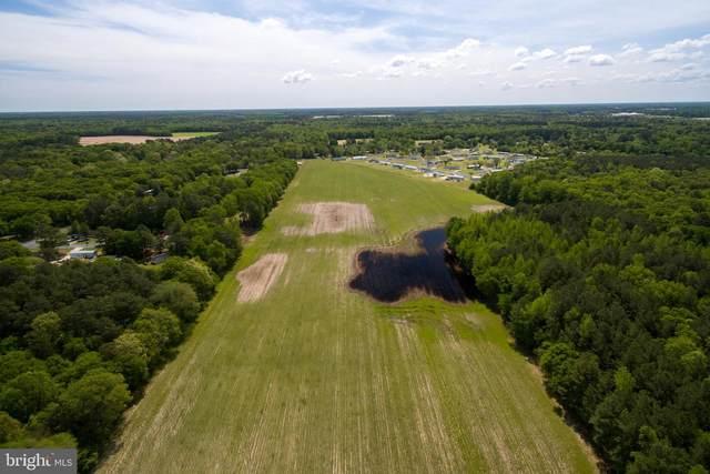 73 acres W Route 525, SEAFORD, DE 19973 (#DESU182380) :: Loft Realty
