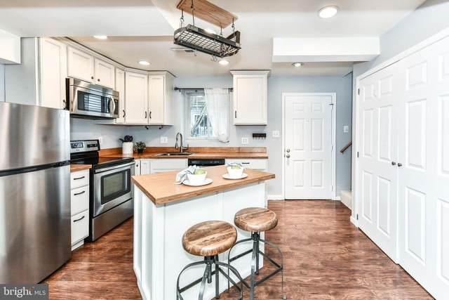 807 Locust Street #5, HERNDON, VA 20170 (#VAFX1198986) :: RE/MAX Cornerstone Realty
