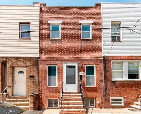 2324 S Bonsall Street, PHILADELPHIA, PA 19145 (#PAPH1015588) :: Mortensen Team