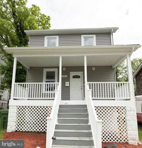 4911 Midwood Avenue, BALTIMORE, MD 21212 (#MDBA550324) :: Sunrise Home Sales Team of Mackintosh Inc Realtors