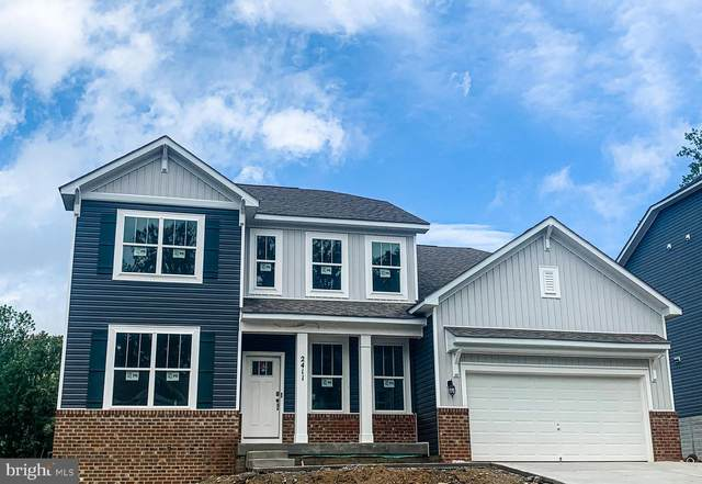 2411 Monarch Way, BEL AIR, MD 21015 (#MDHR259886) :: ExecuHome Realty