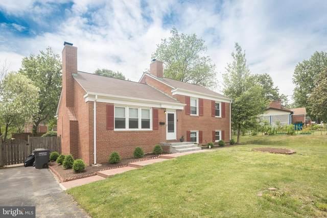 6913 Edgebrook Drive, SPRINGFIELD, VA 22150 (#VAFX1201276) :: Corner House Realty