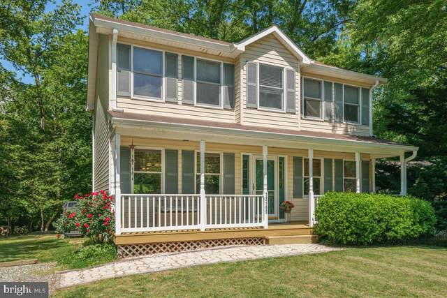 12159 Bonanza Trail, LUSBY, MD 20657 (#MDCA182930) :: Bruce & Tanya and Associates