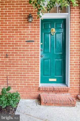 104 W Montgomery Street, BALTIMORE, MD 21230 (#MDBA551122) :: Sunrise Home Sales Team of Mackintosh Inc Realtors
