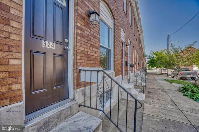 324 S Newkirk Street, BALTIMORE, MD 21224 (#MDBA551378) :: Compass