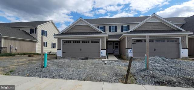 106 Rowley Court #40, LANCASTER, PA 17603 (#PALA182380) :: The Heather Neidlinger Team With Berkshire Hathaway HomeServices Homesale Realty
