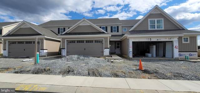 108 Rowley Court #41, LANCASTER, PA 17603 (#PALA182384) :: The Heather Neidlinger Team With Berkshire Hathaway HomeServices Homesale Realty