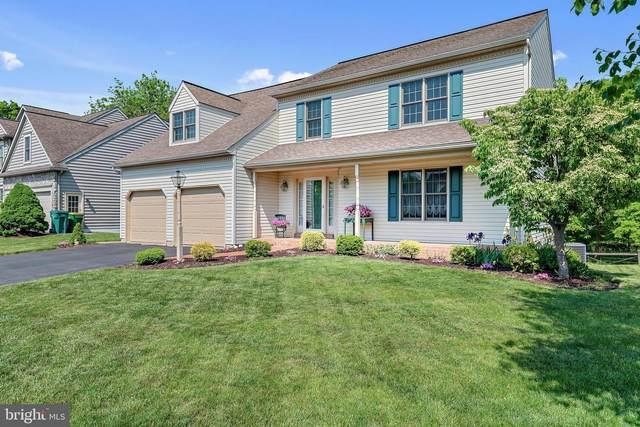 82 Jacobs Creek Drive, HERSHEY, PA 17033 (#PADA133488) :: The Joy Daniels Real Estate Group