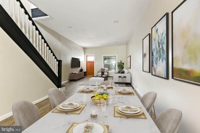 1653 N Smallwood Street, BALTIMORE, MD 21216 (#MDBA551714) :: The Maryland Group of Long & Foster Real Estate