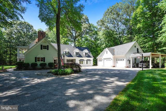 12124 Palisades Drive, DUNKIRK, MD 20754 (#MDCA183034) :: Berkshire Hathaway HomeServices McNelis Group Properties