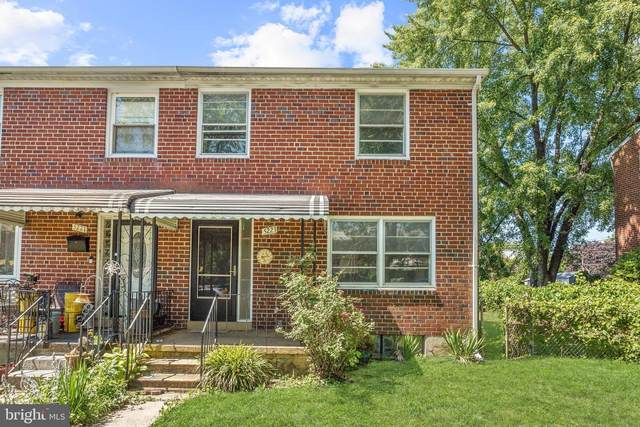 5223 Fredcrest Road, BALTIMORE, MD 21229 (#MDBA551774) :: Charis Realty Group