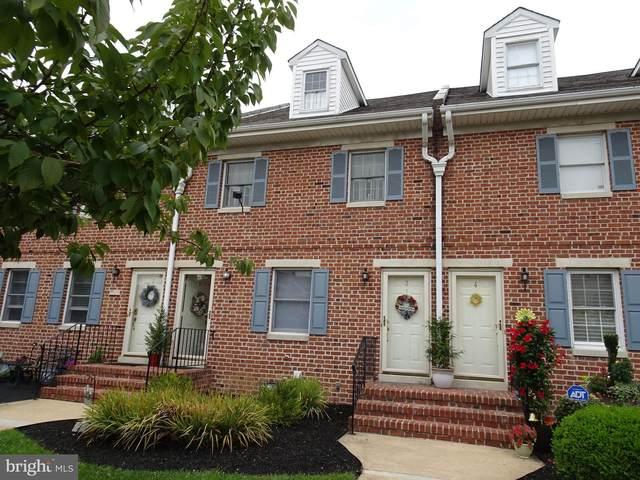615-UNIT 3 Delaware Street, NEW CASTLE, DE 19720 (#DENC527320) :: VSells & Associates of Compass