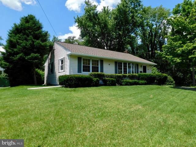1015 Nichols Avenue, BEVERLY, NJ 08010 (MLS #NJBL398780) :: The Dekanski Home Selling Team