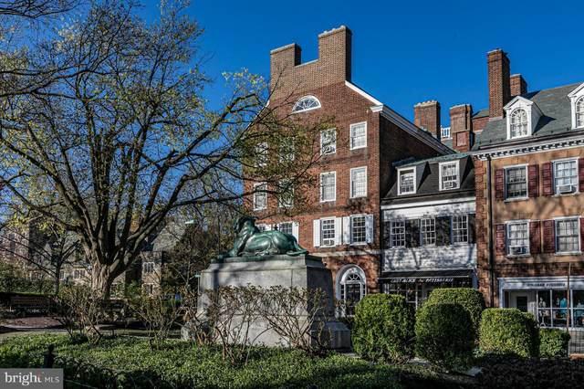 3 Palmer Sq W G, PRINCETON, NJ 08542 (MLS #NJME313352) :: Kiliszek Real Estate Experts