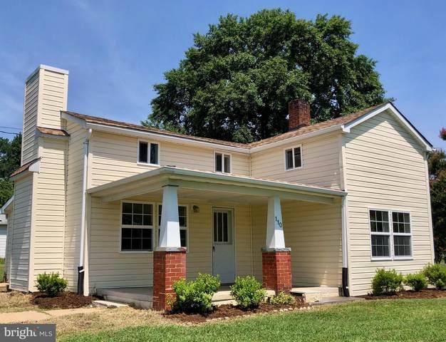 110 Caisson Road, FREDERICKSBURG, VA 22405 (#VAST233076) :: Better Homes Realty Signature Properties