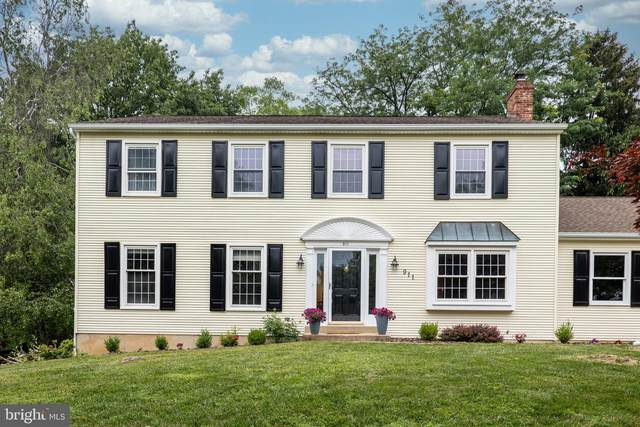 911 Owen Road, WEST CHESTER, PA 19380 (#PACT538188) :: The Mike Coleman Team