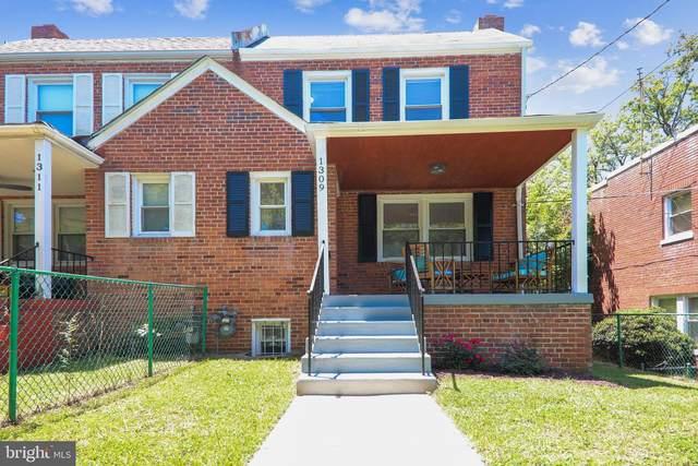 1309 46TH Street SE, WASHINGTON, DC 20019 (#DCDC524658) :: Shamrock Realty Group, Inc