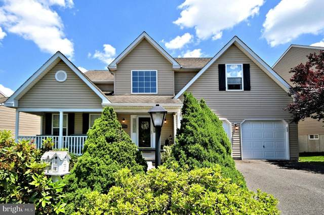 518 Centennial Avenue, GILBERTSVILLE, PA 19525 (#PAMC696288) :: Blackwell Real Estate
