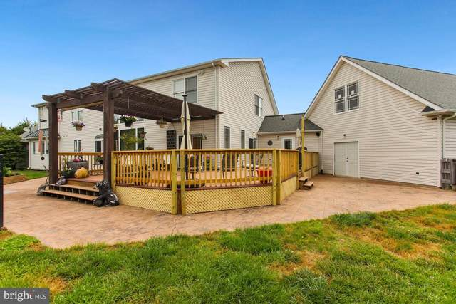13345 Hershey Drive, NOKESVILLE, VA 20181 (#VAPW524948) :: Jacobs & Co. Real Estate