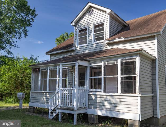 286 Gatzmer Avenue, MONROE TOWNSHIP, NJ 08831 (MLS #NJMX126902) :: The Sikora Group