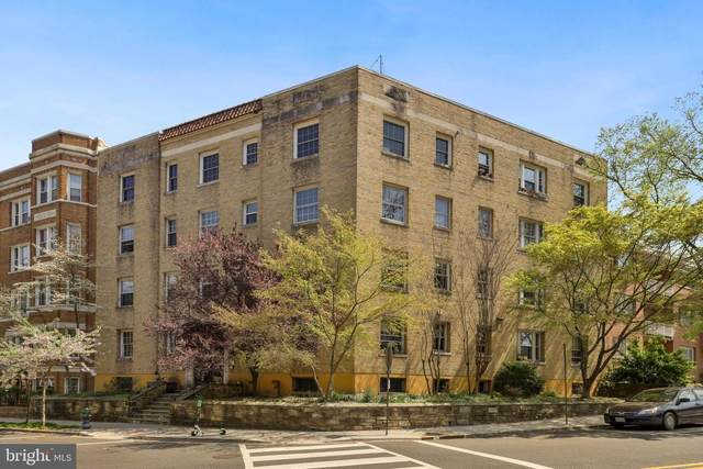 1860 Clydesdale Place NW #101, WASHINGTON, DC 20009 (#DCDC526170) :: Corner House Realty