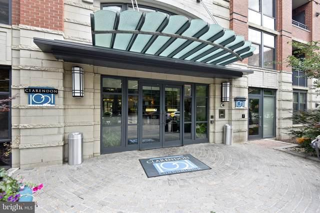 1021 N Garfield Street #206, ARLINGTON, VA 22201 (#VAAR183340) :: Arlington Realty, Inc.