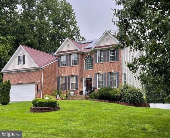 10 Aspen Woods Drive, SUNDERLAND, MD 20689 (#MDCA183516) :: Berkshire Hathaway HomeServices McNelis Group Properties