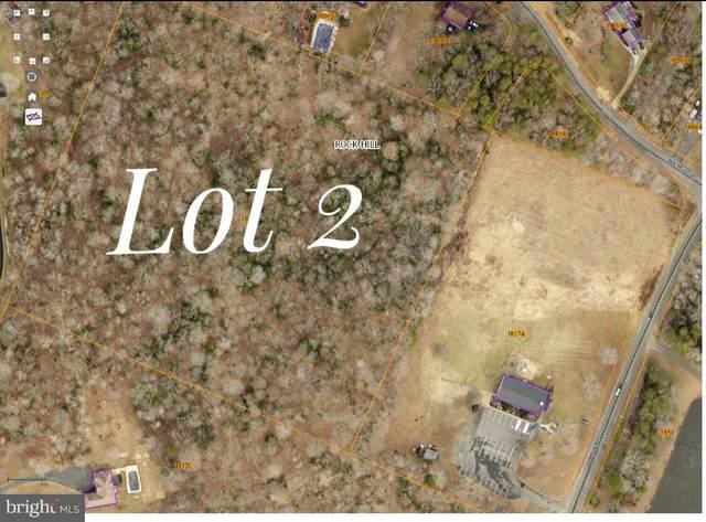 Lot 2 Montepelier Road, STAFFORD, VA 22556 (#VAST233542) :: AJ Team Realty