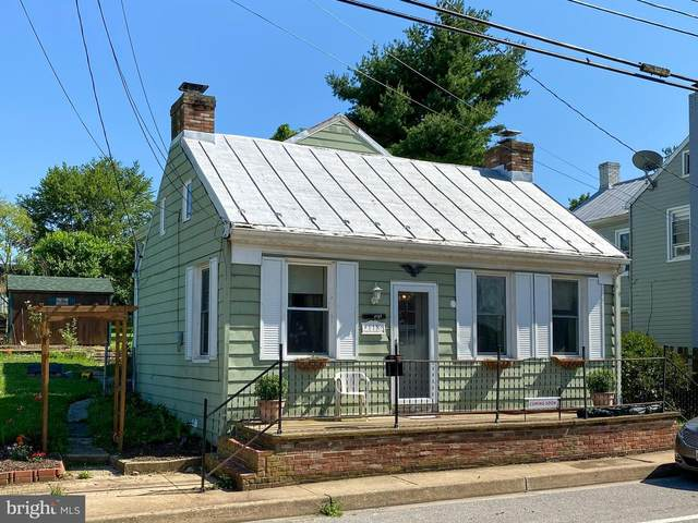 118 Potomac Street, BOONSBORO, MD 21713 (#MDWA180520) :: The Licata Group / EXP Realty