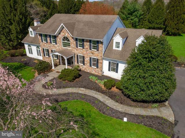 5 Saddleview Lane, DOYLESTOWN, PA 18902 (MLS #PABU2000206) :: Kiliszek Real Estate Experts