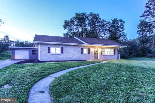 195 Highland Drive, CHAMBERSBURG, PA 17202 (#PAFL2000011) :: The Heather Neidlinger Team With Berkshire Hathaway HomeServices Homesale Realty
