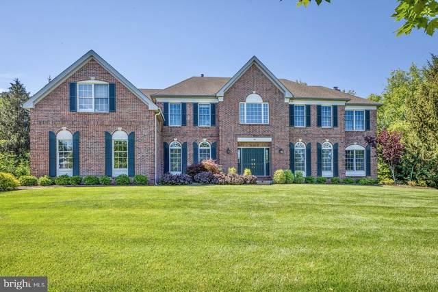 58 Ettl Circle, PRINCETON, NJ 08540 (MLS #NJME2000300) :: The Dekanski Home Selling Team