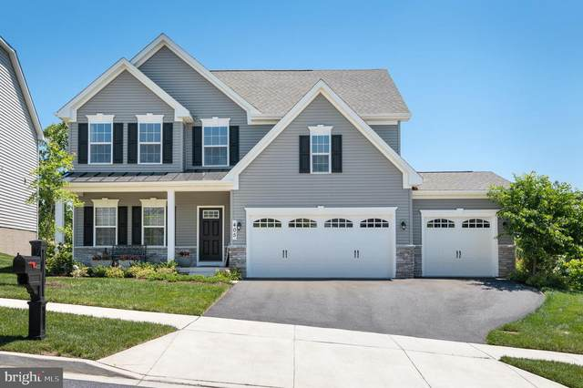 405 Potomac View Parkway, BRUNSWICK, MD 21716 (#MDFR2000318) :: The Mike Coleman Team
