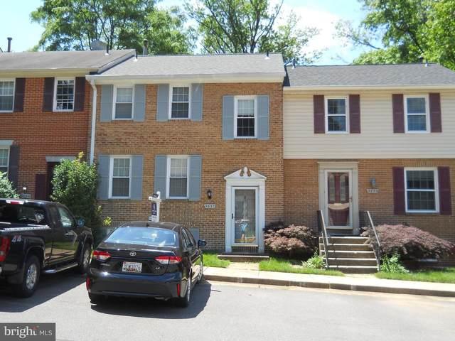 9657 Lindenbrook Street, FAIRFAX, VA 22031 (#VAFX2001762) :: SURE Sales Group