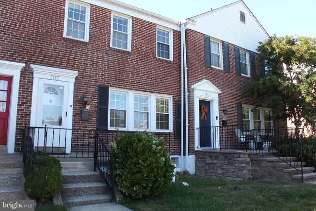 1713 Glen Ridge Road, TOWSON, MD 21286 (#MDBC2000669) :: EXIT Realty Enterprises