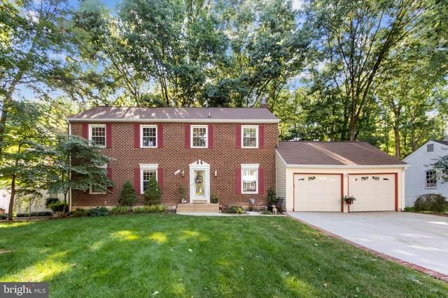 8010 Sunset Path Court, SPRINGFIELD, VA 22153 (#VAFX2001852) :: Debbie Dogrul Associates - Long and Foster Real Estate