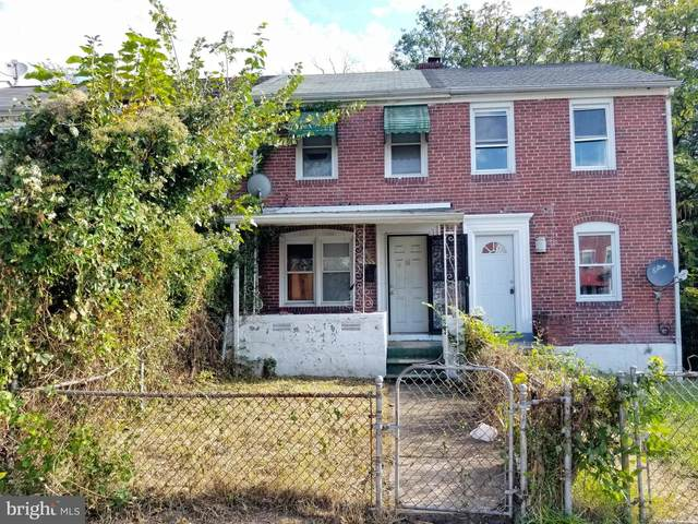 433 Roundview Road, BALTIMORE, MD 21225 (#MDBA2001411) :: Compass