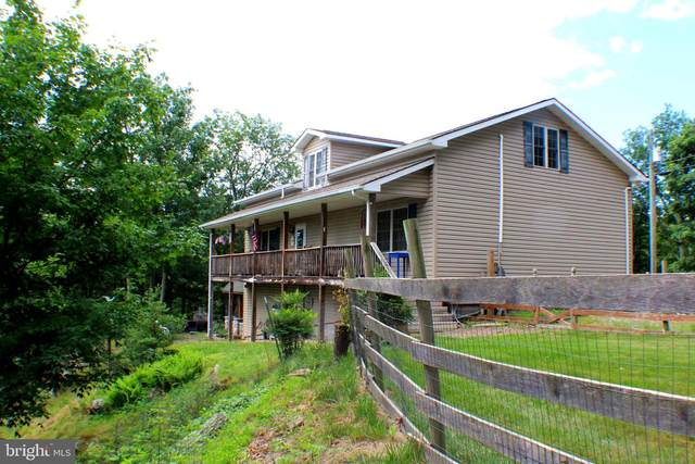 19 Homes At Timber Knoll, SCHERR, WV 26726 (#WVGT2000004) :: AJ Team Realty
